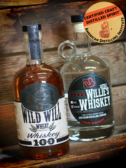 Our Wheat Whiskey